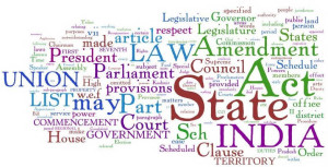 Indian-Constitution-Wordle