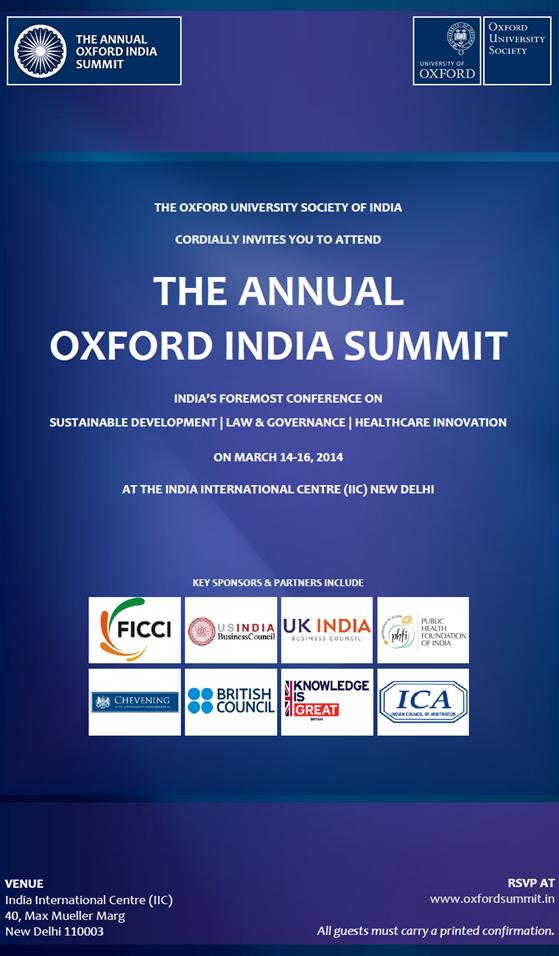 oxford summit