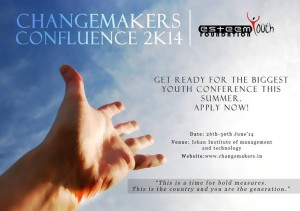 Changemaker's Confluence 2K14