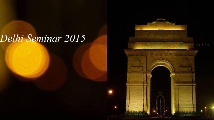 Delhi Seminar 2015