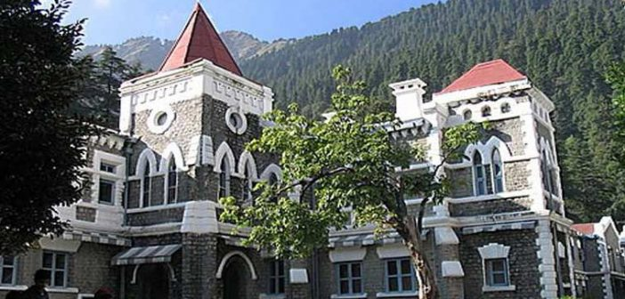 Uttarakhand HC Orders Creation Of National Law University in the State Within 3 Months